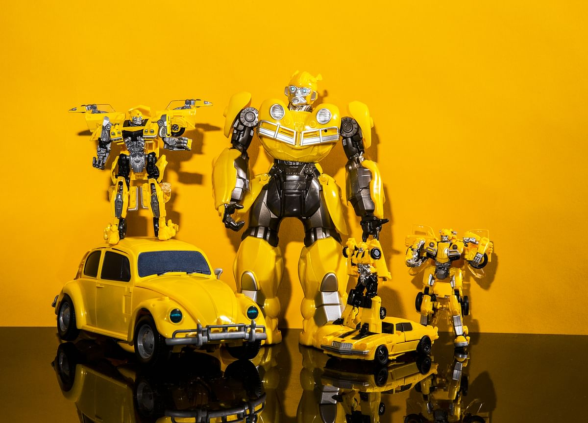 Hasbro Reboots Transformers for Gen X Dads and Their Daughters