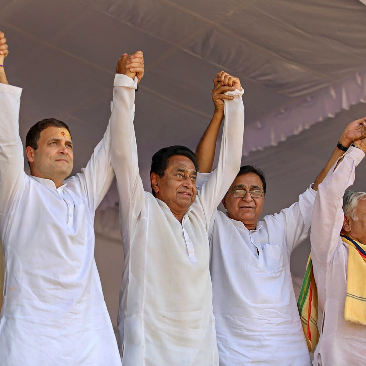 Kamal Nath Clears Madhya Pradesh Farm Loan Waiver After Taking Oath