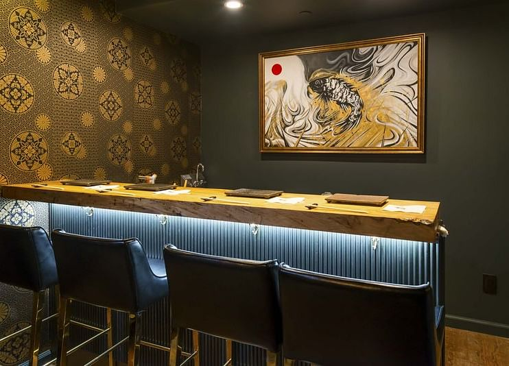 New York's Most Innovative New Sushi Bar Is in a Hotel Room
