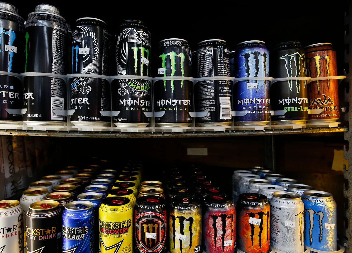 Government Considers Higher Tax, Cess On Caffeinated Energy Drinks