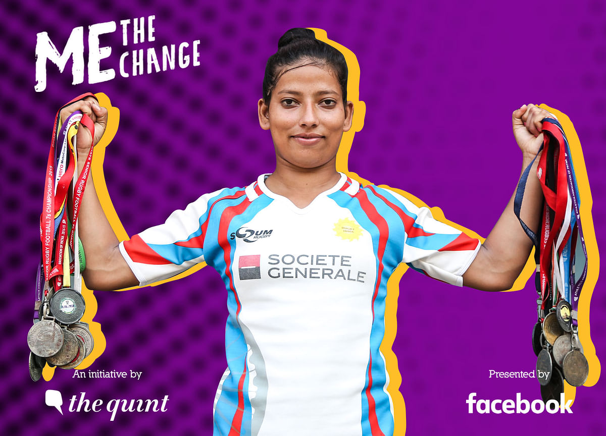 Me, The Change: Meet Sweta Shahi, a Rugby Player Without A Ground