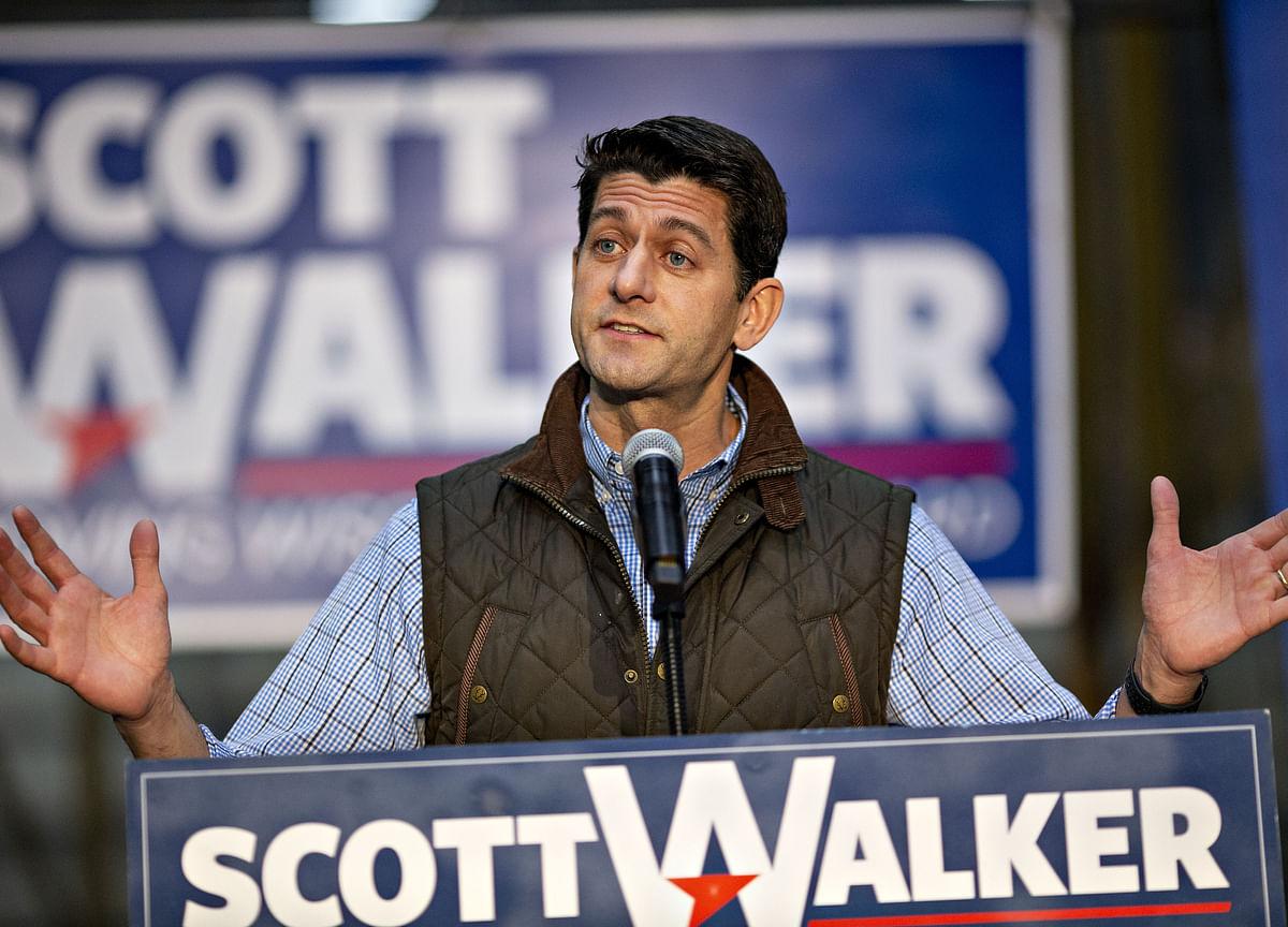 Paul Ryan Leaves Behind Big Budget Deficits and Ballooning Debt