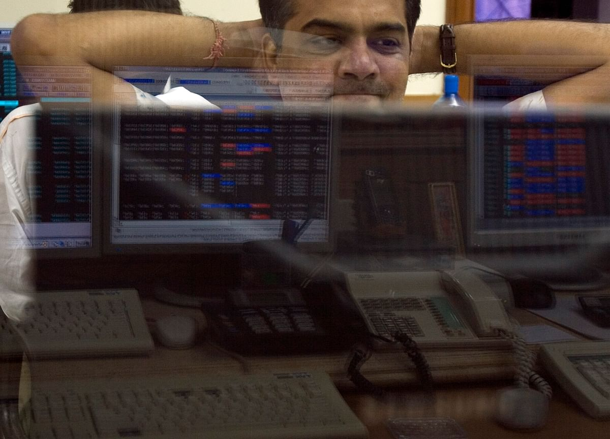 Indian Stocks Volatility Surges to Highest Level in 2 1/2 Years