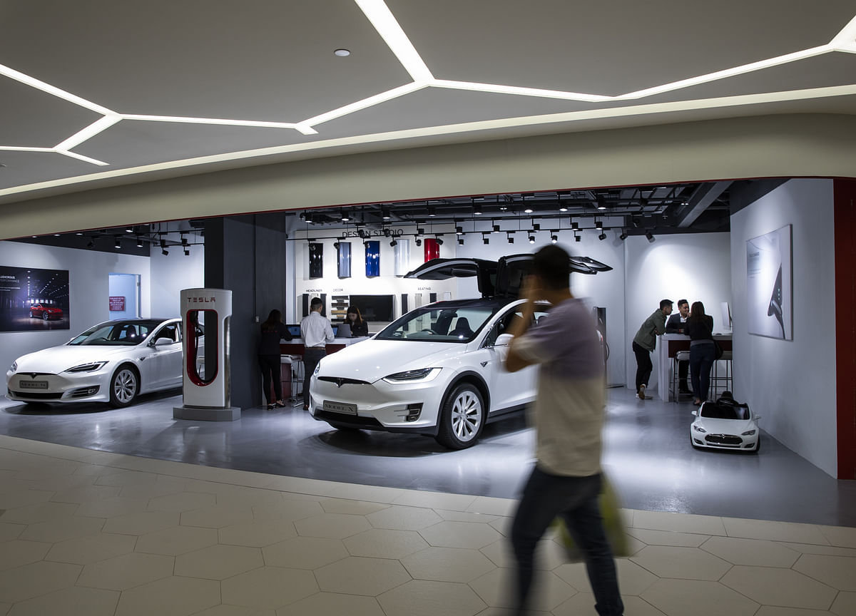 Tesla Fans in China Rejoice as Trade Truce Lowers Prices