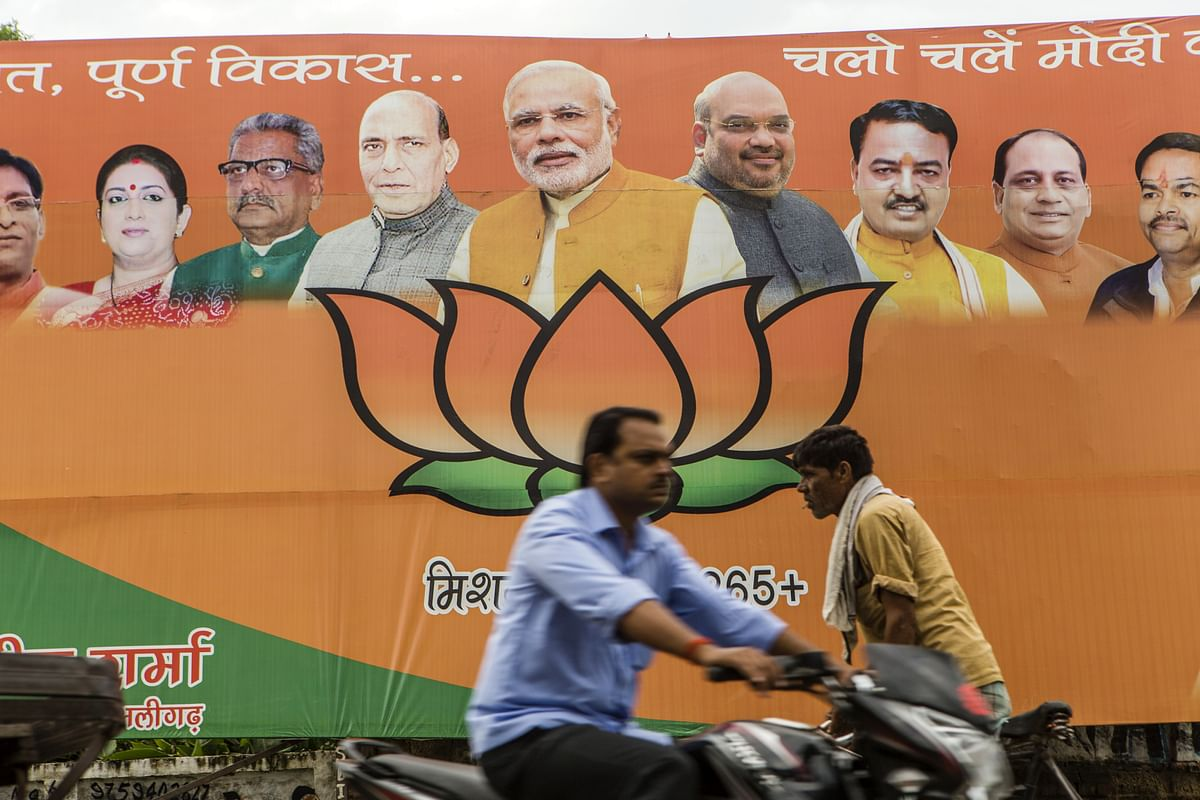 BJP Is Counting On New Conquests In 2019 Election