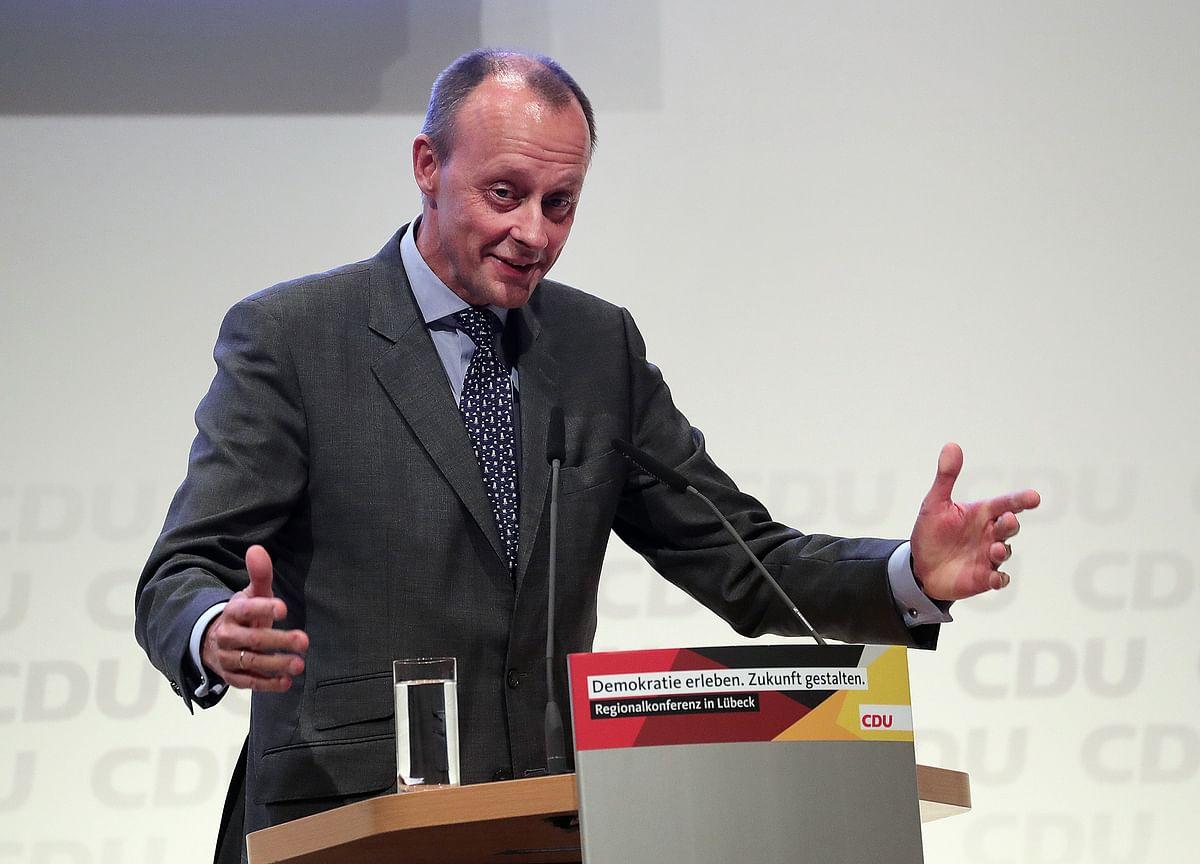 Merkel's Allies Fear Succession Battle Will Tear Her Party Apart