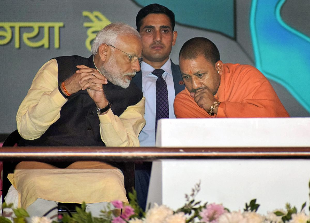 Why Are 83 Former Bureaucrats Demanding The Ouster Of Yogi Adityanath