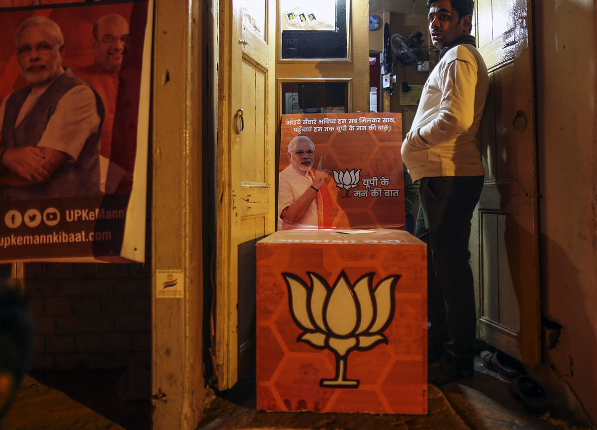 51% Indians Now Live In BJP-Ruled States, Down From 2017 Peak Of 71%