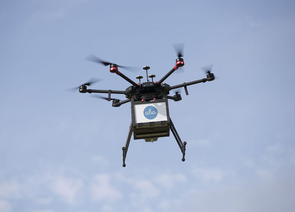 Zomato Acquires Drone-Delivery Startup TechEagle Innovations