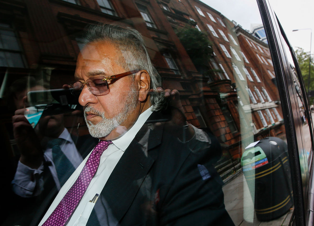 'Please Take' the Money Back, Fugitive Mallya Tells Banks