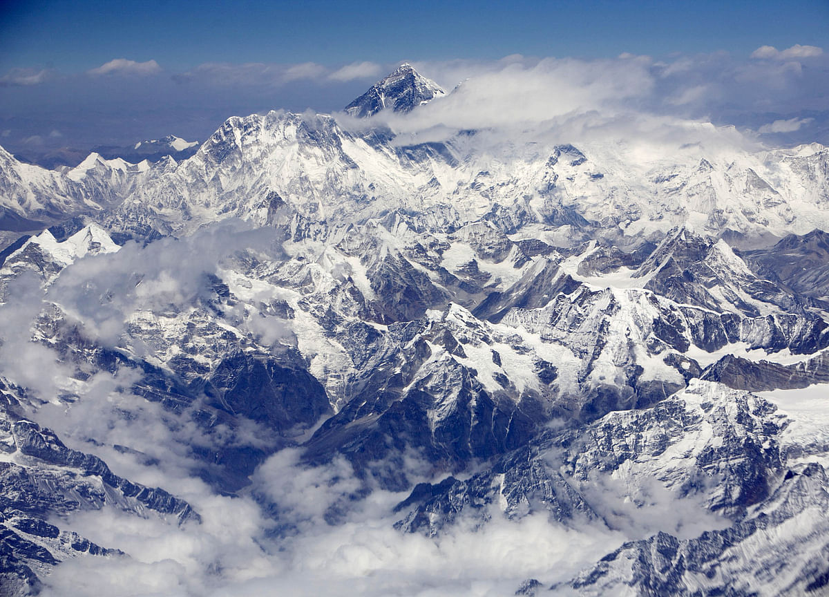 Mount Everest Witnesses Traffic Jam Like Situation As Over 200 Trekkers Attempt To Reach Summit Point
