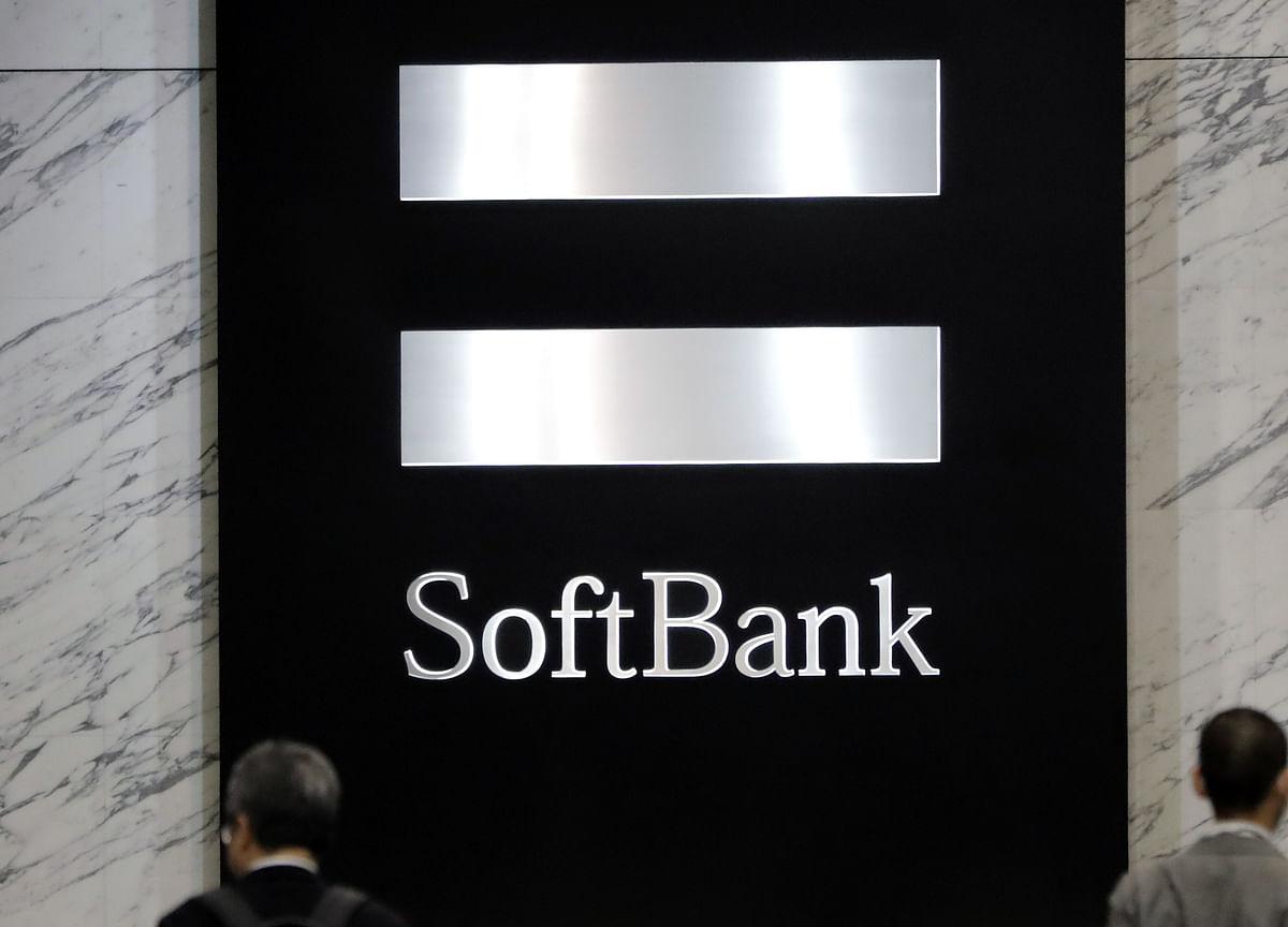 SoftBank Is Said to Raise $3 Billion Loan With Goldman, Mizuho