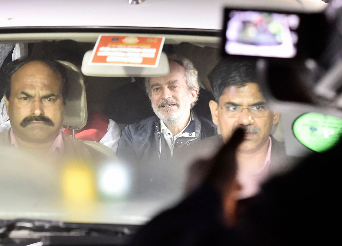 AgustaWestland Deal: CBI Gets 5-Day Custody Of Christian Michel