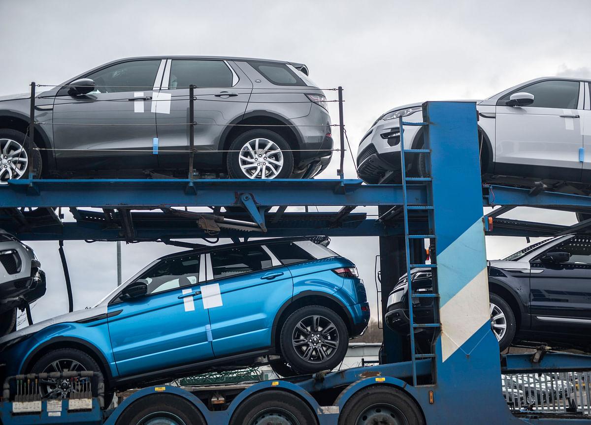 Tata Motors Looks For Partners To Turn Around Jaguar Land Rover