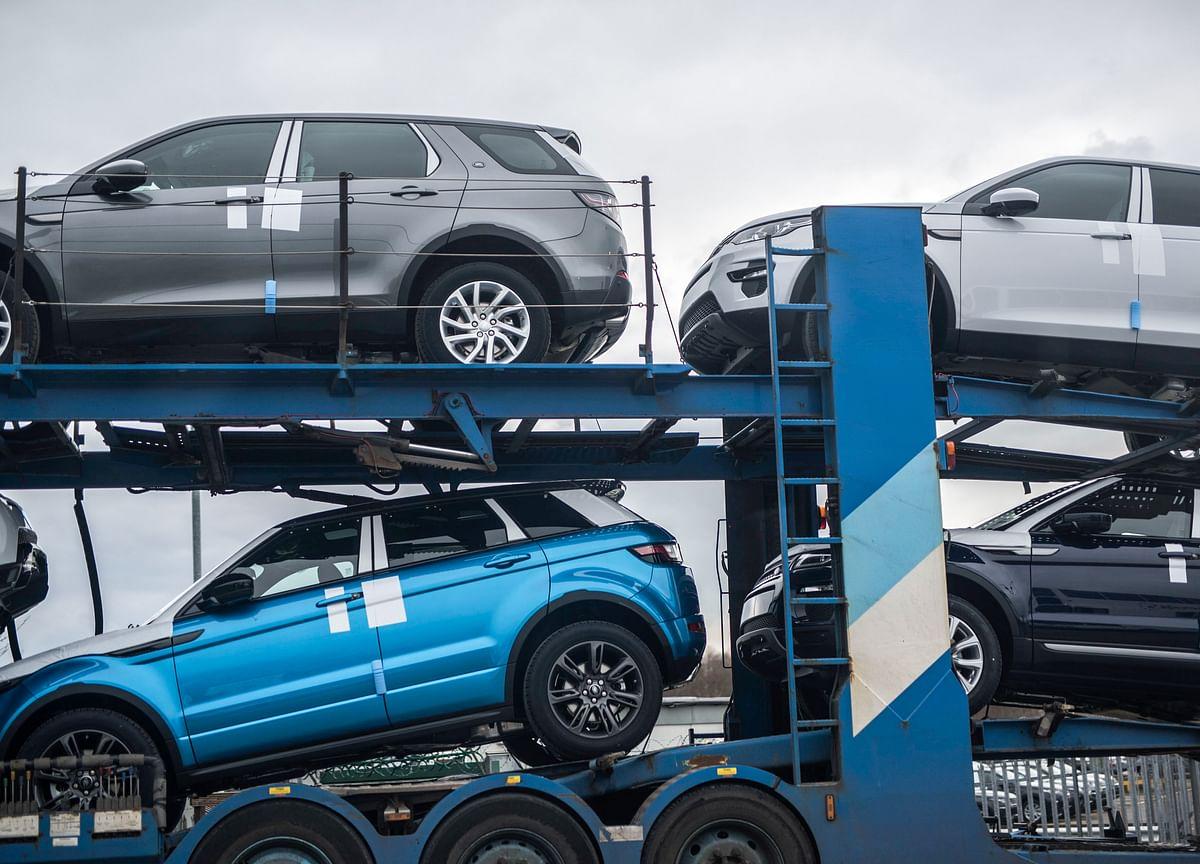 Tata Motors Shares Slump As Brokerages Highlight Near-Term Risks