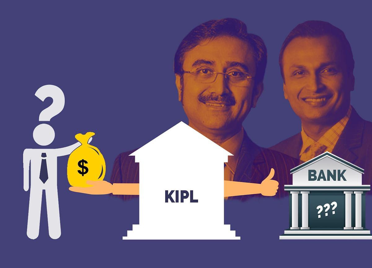 'Mystery' Company Guarantees Loans to Anil Ambani's Defence Firms