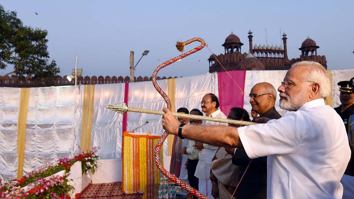 Dear PM Modi – Lord VISHNU Can Rescue India's Vaccination Campaign