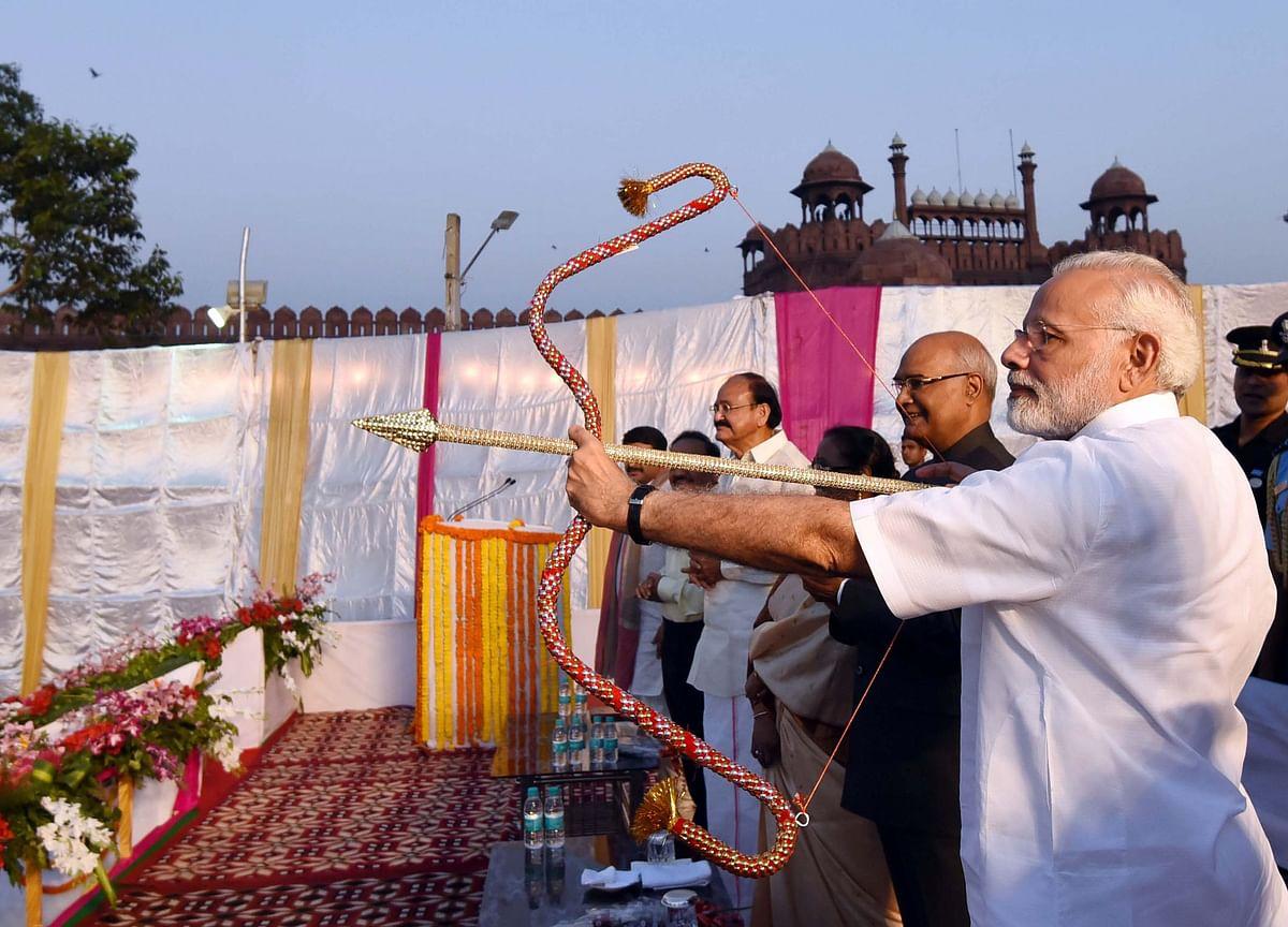Modi Sir, Let's Recalibrate Our GDP To The Mahabharata, Circa 5561 BC