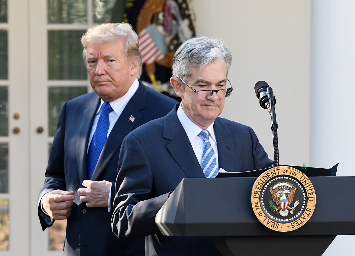 Trump Discusses Firing Fed's Powell After Latest Rate Hike, Sources Say