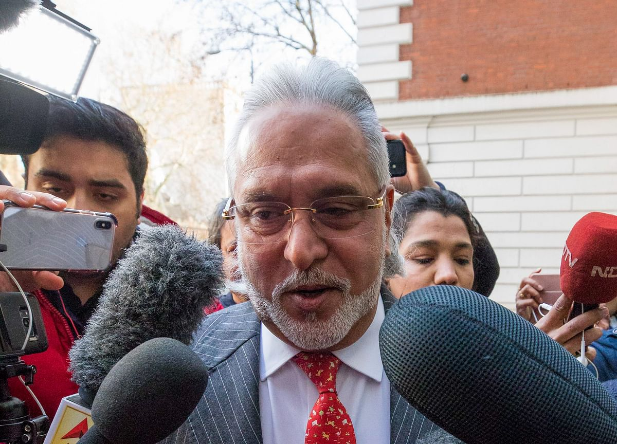 Mallya Can Be Sent to India in Fraud Case, U.K. Judge Says