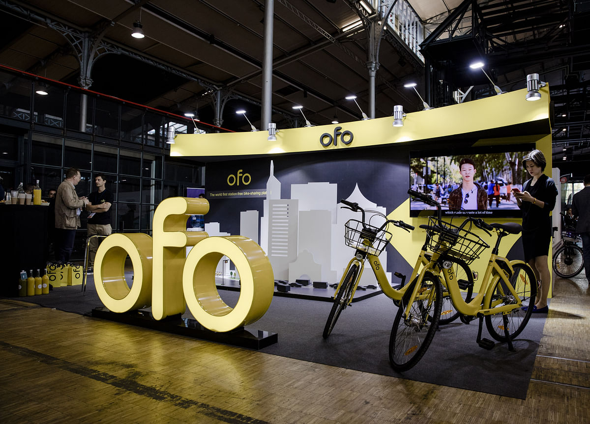 Bike-Share Pioneer Ofo Flirted With Bankruptcy as Cash Dried Up