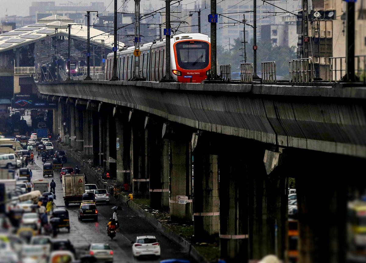 Mumbai Metro: Here's How Mumbai Is Building Its First Underground Metro Line