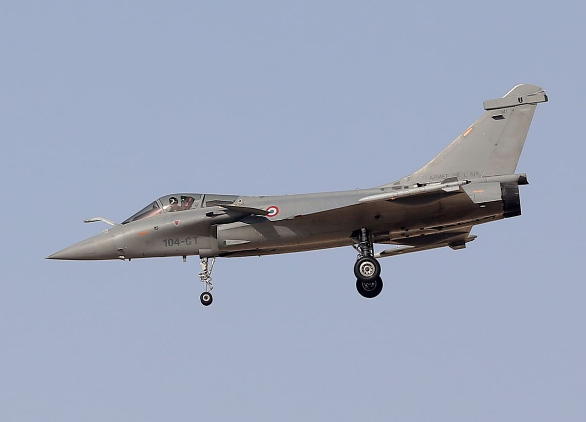 Defence Minister, IAF Chief To Visit France To Take Delivery Of First Rafale