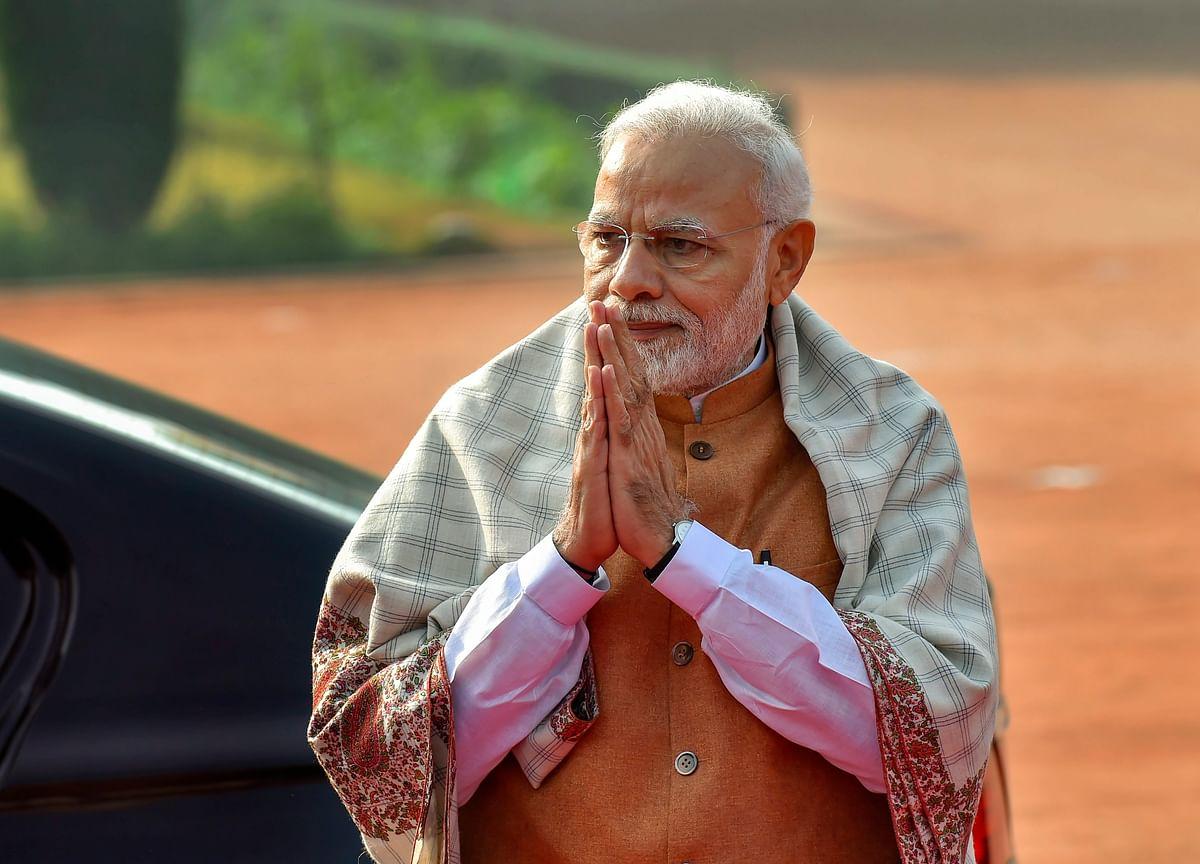 Modi's Cashflow Woes Just Got More Bearable