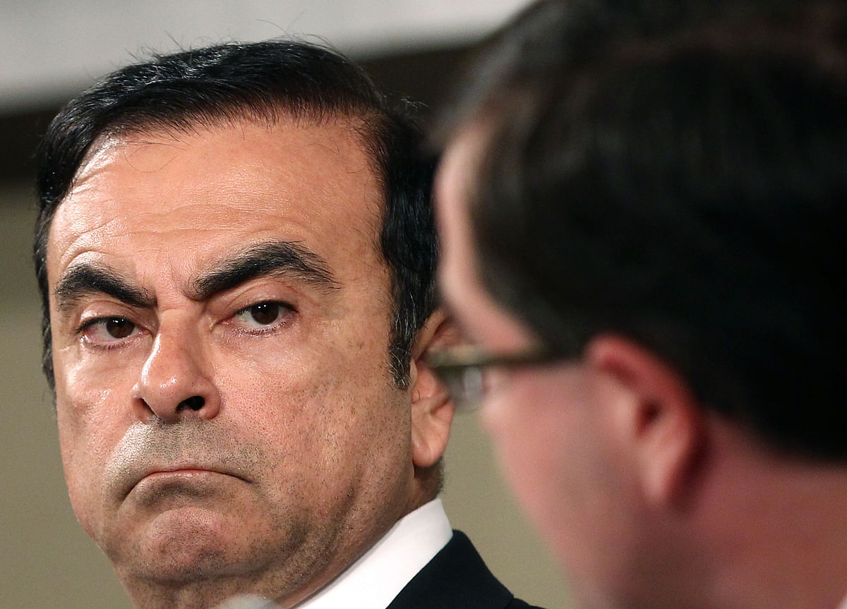 Nissan Files Criminal Complaint Against Ghosn for Use of Company Funds