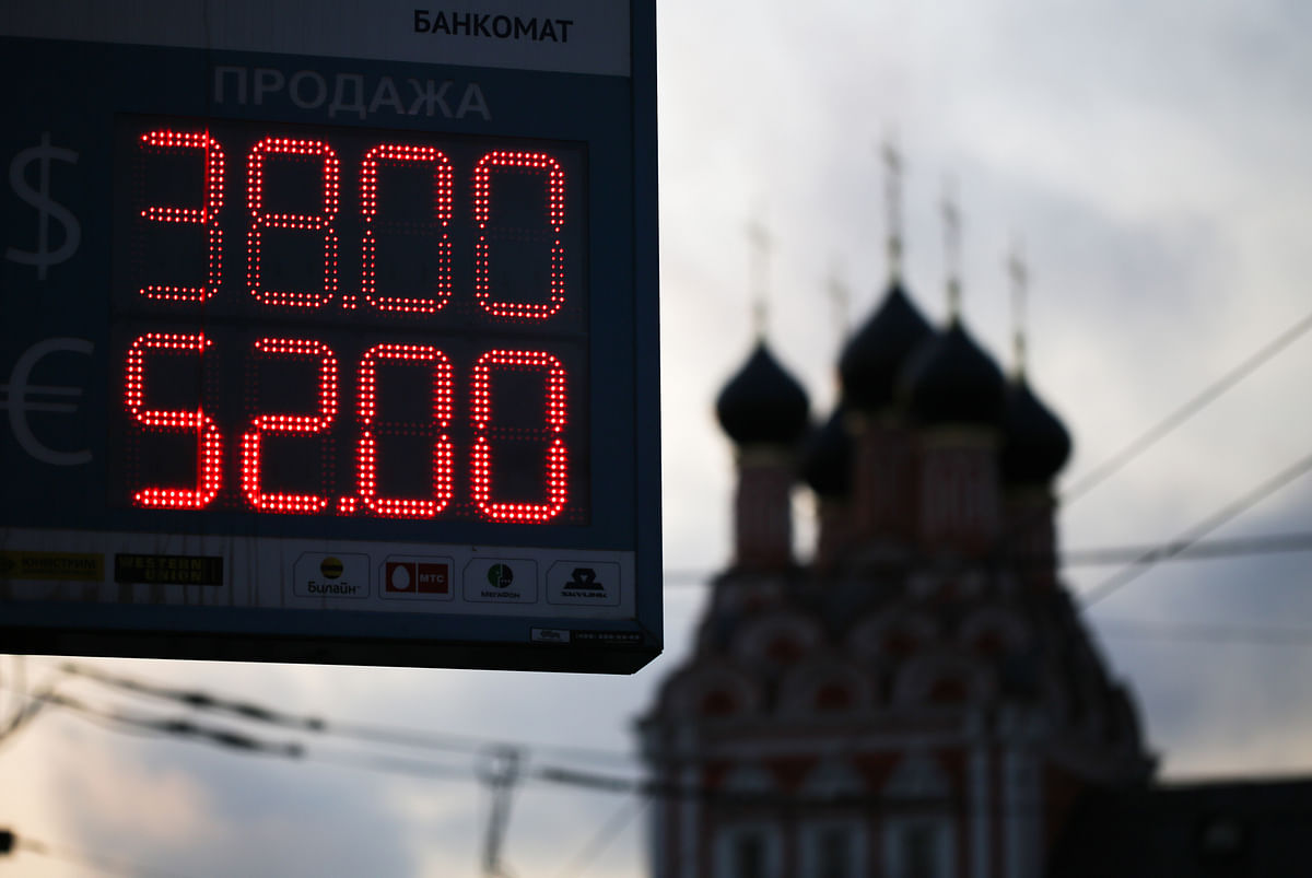 Putin Erases the Truth About the Ruble