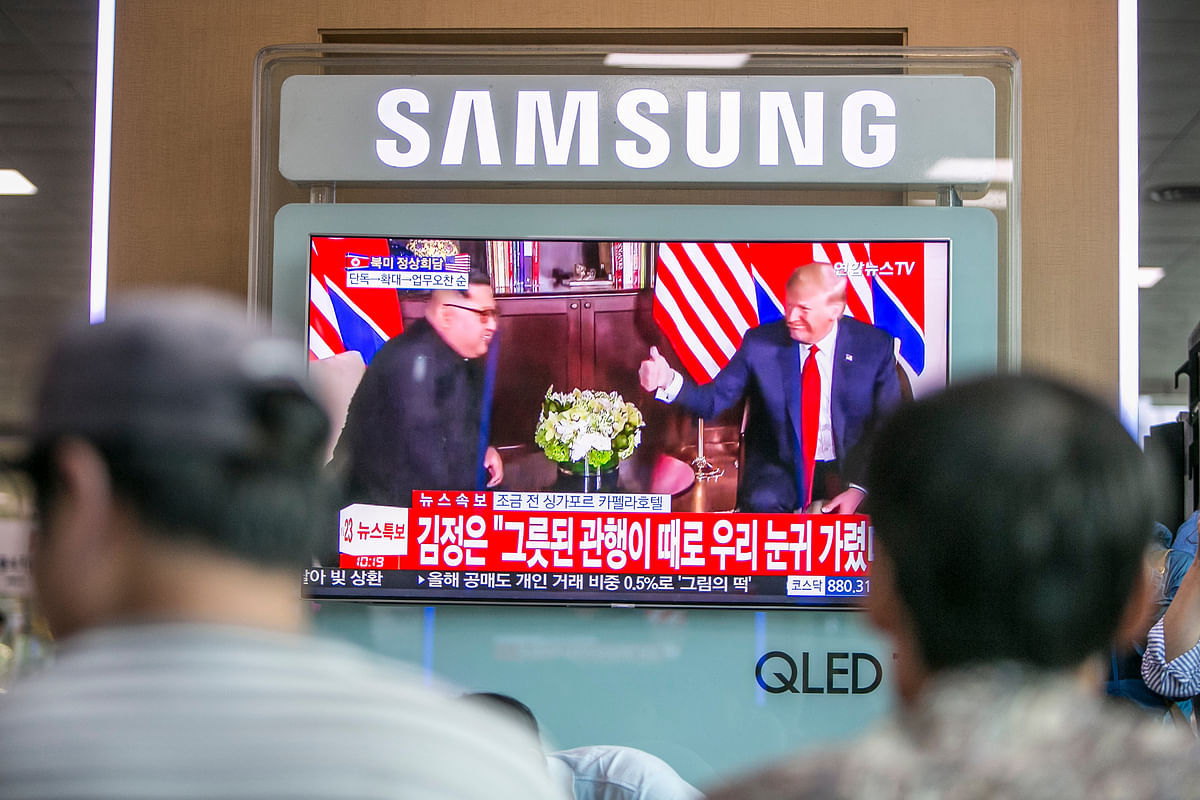 North Korea Says U.S. Nukes Must Also Go for Regime to Disarm