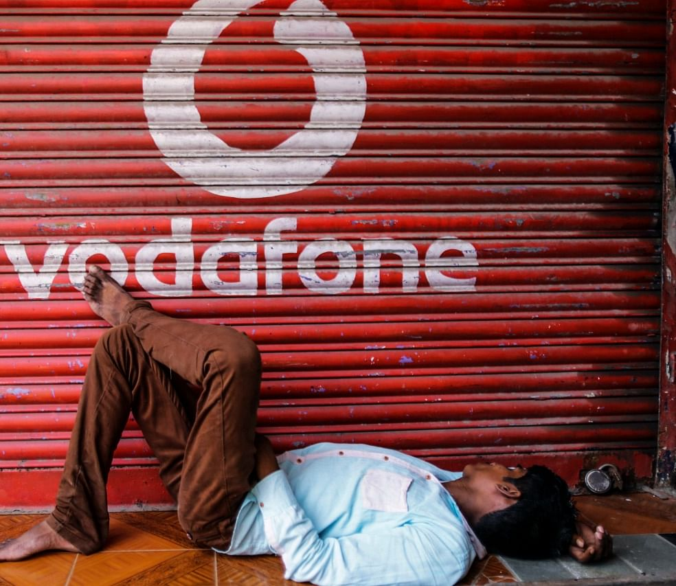 Vodafone's Friction With The Taxman... Again!