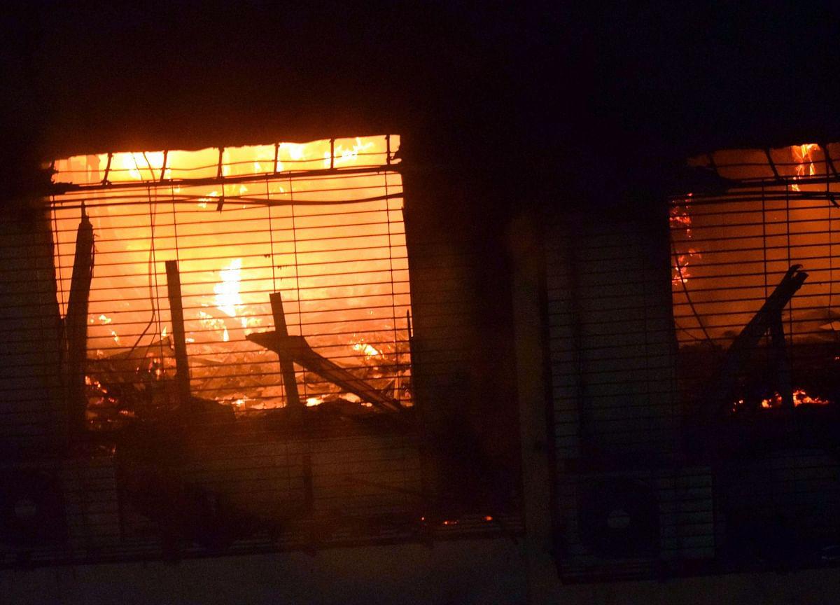 5 Dead As Fire Breaks Out at a Highrise in Mumbai's Tilak Nagar