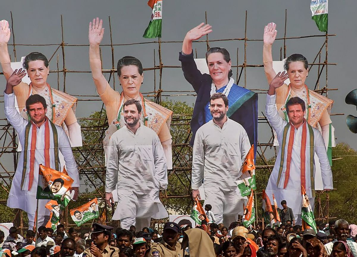 Gandhis' SPG Cover Withdrawal Creates A Stir In Lok Sabha