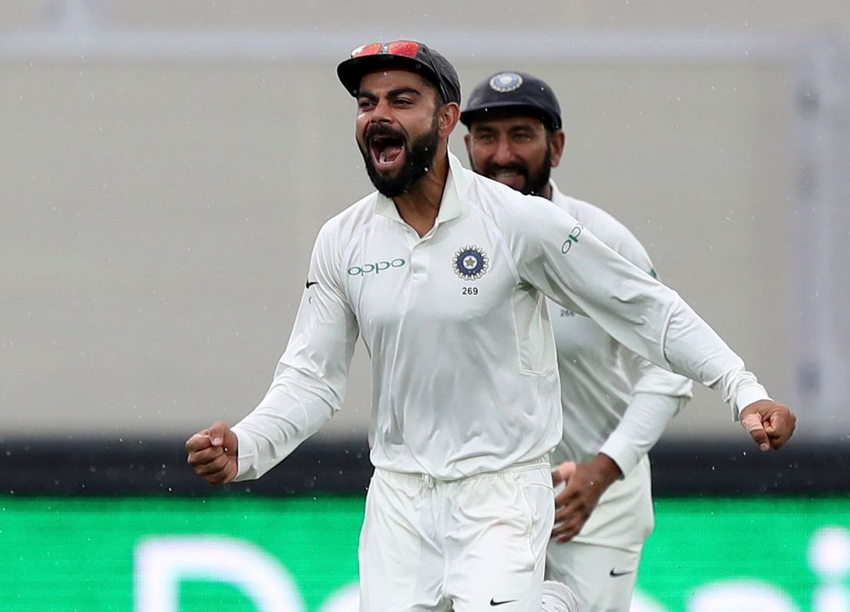 In Stats: India Beat Australia by 31 Runs to Win Historic Test
