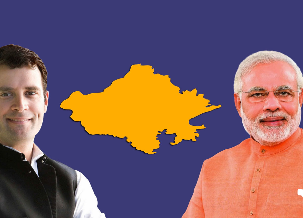 Rajasthan Elections: Who Will Finally Win The Throne in Jaipur?