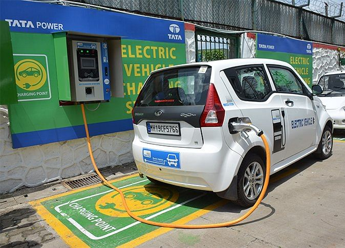 India Races Forward in Electric Cars