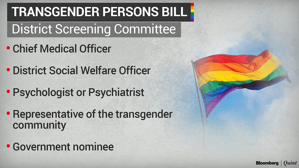 Why Activists Call Transgender Bill Shameful And Violation Of Rights