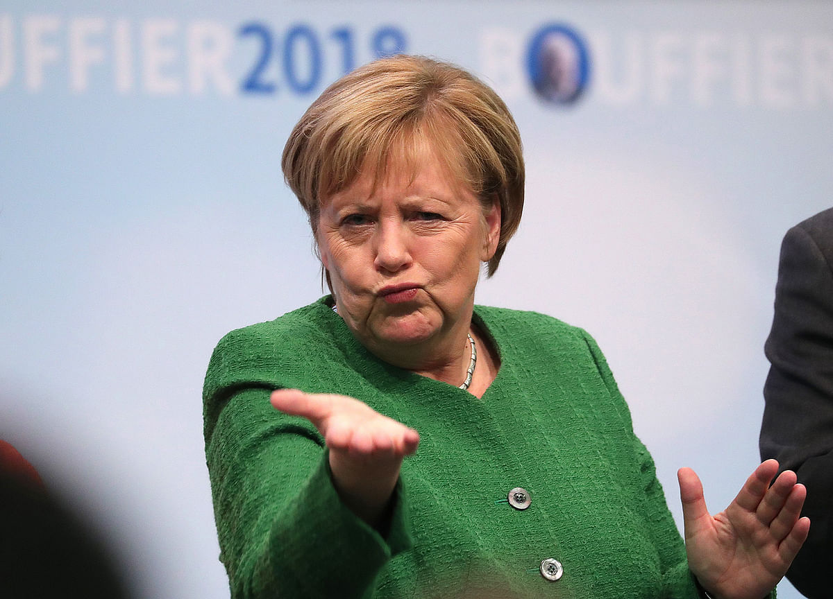 Something Weird Is Going on With German Debt