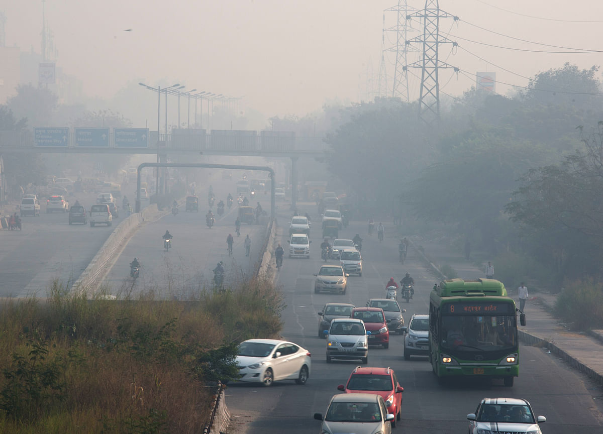 Delhi's Air Quality Turns 'Poor' For First Time Since June