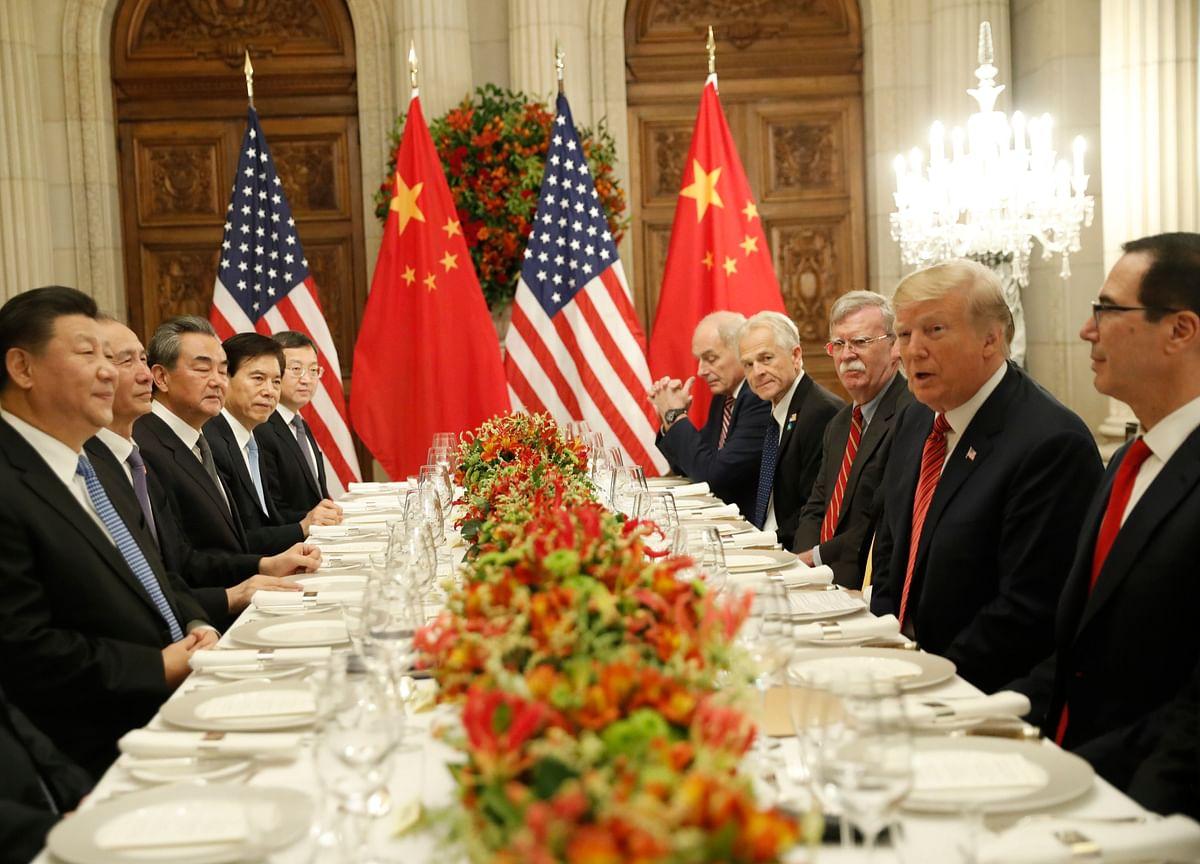 China Preps Tariff Response as Trump Sees a Xi Call 'Very Soon'
