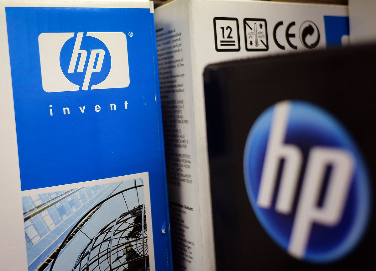 HP Enterprise Gives Profit Forecast In Line With Projections