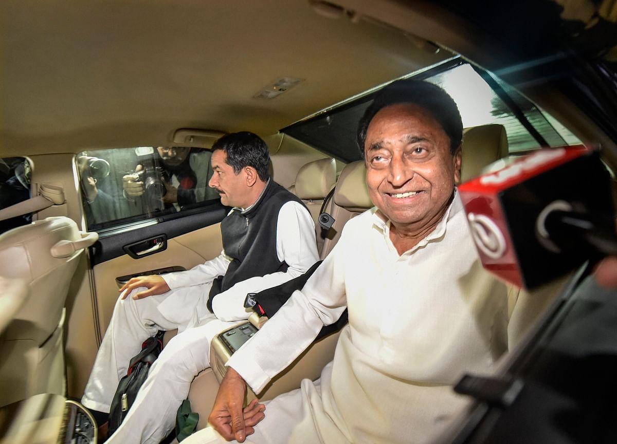 Kamal Nath Appointed Madhya Pradesh Chief Minister