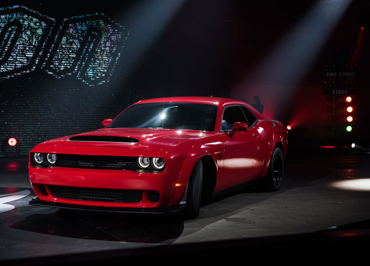 The All-American Muscle Car Will Outlive the DoomedSedan
