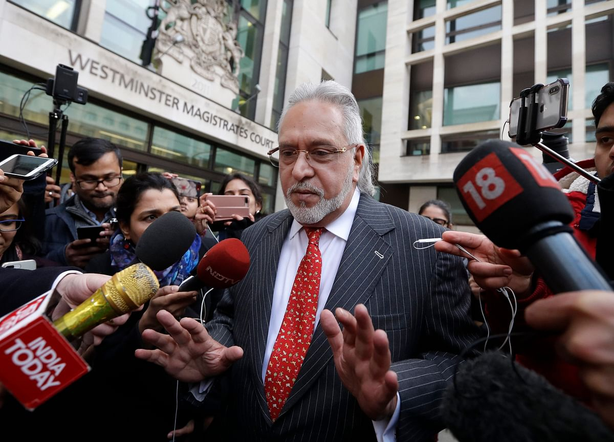 Vijay Mallya Makes Another Offer Of 100% Loan Payback