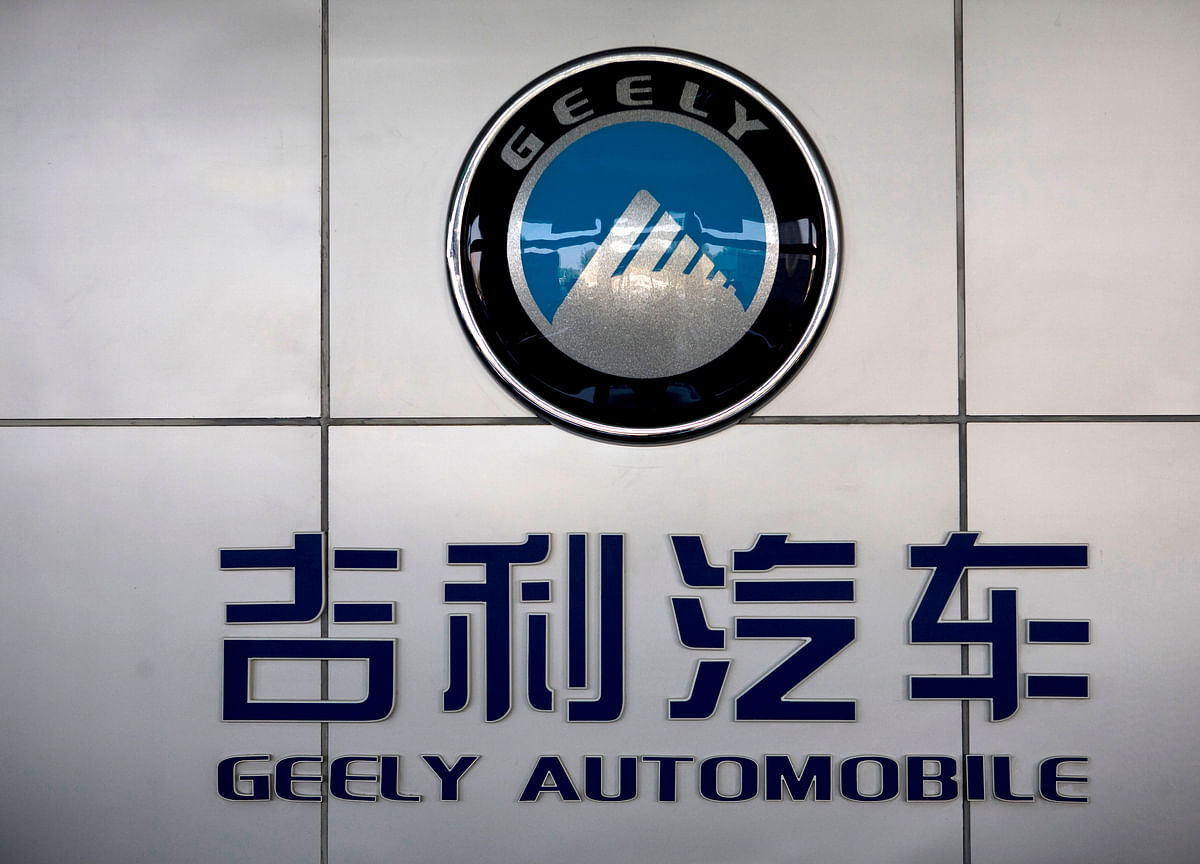 Volvo and Geely to Merge Engine Units in Electric Car Push