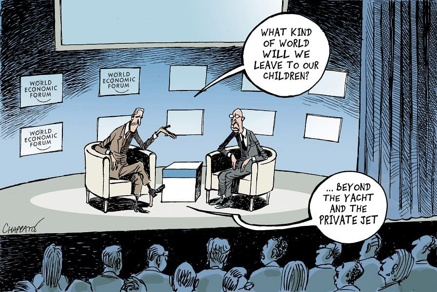 Davos 2019: Has The World Become A Tougher Place For Cartoonists?