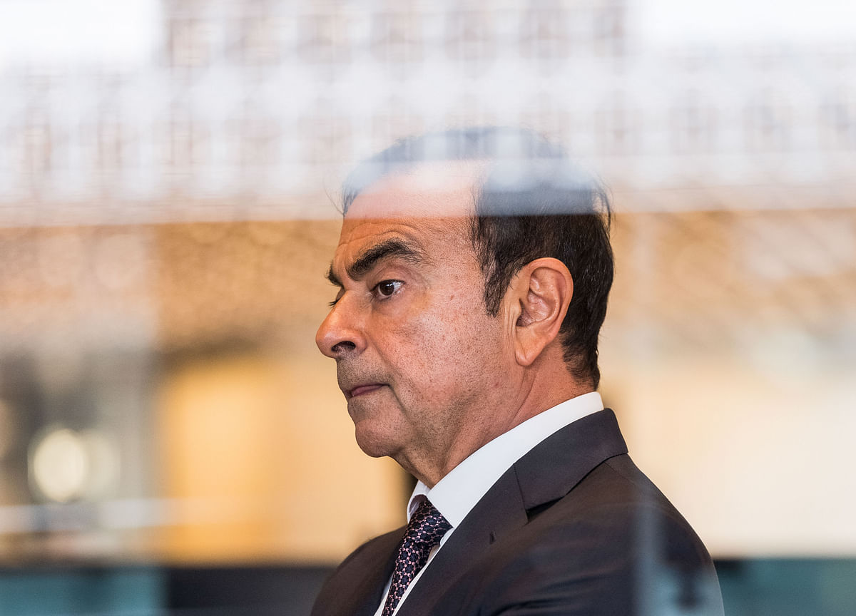 Carlos Ghosn Says He's Victim of a 'Plot' by Nissan Executives