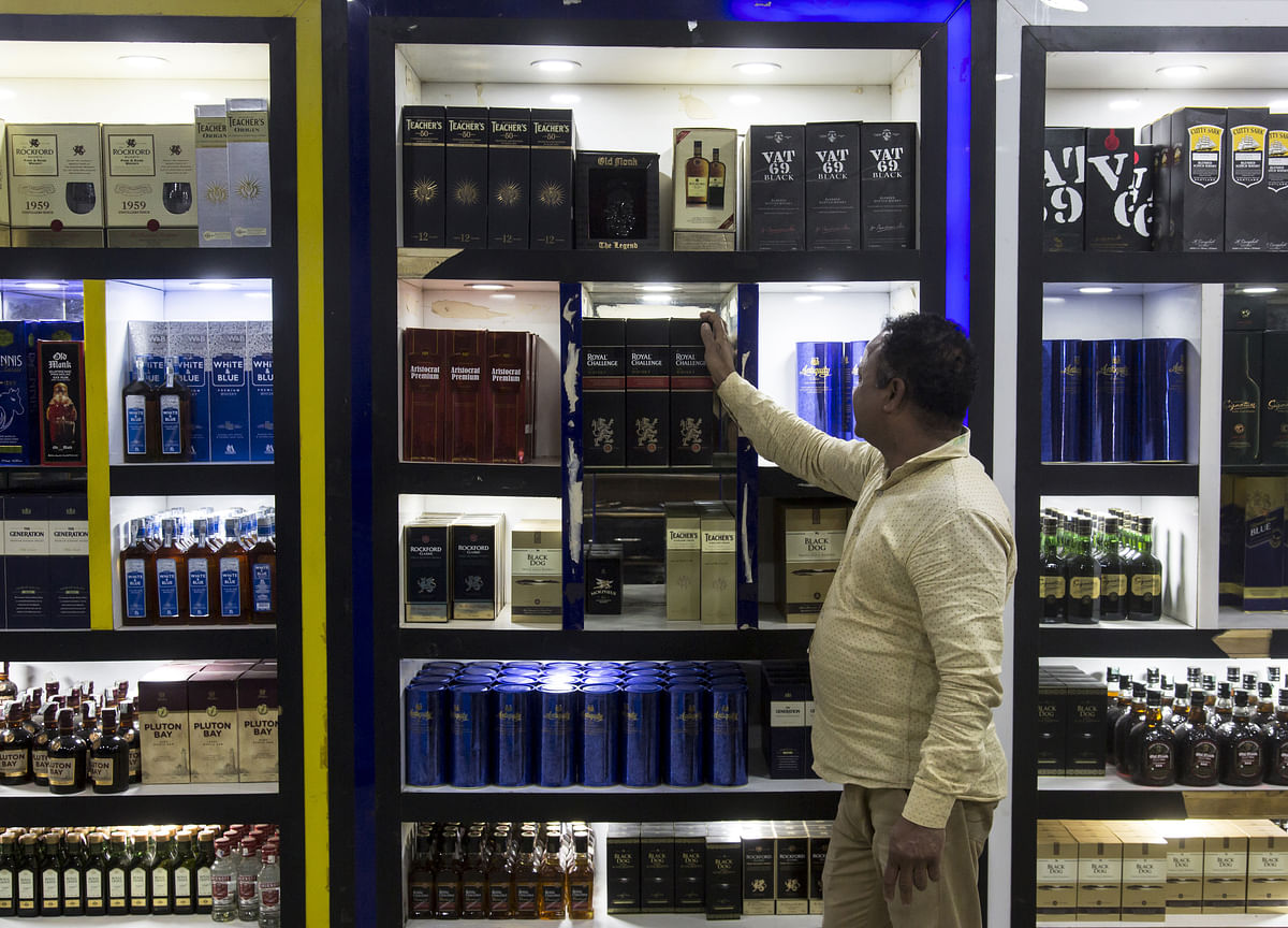 United Spirits Stock Falls Most In Eight Months After Q3 Results