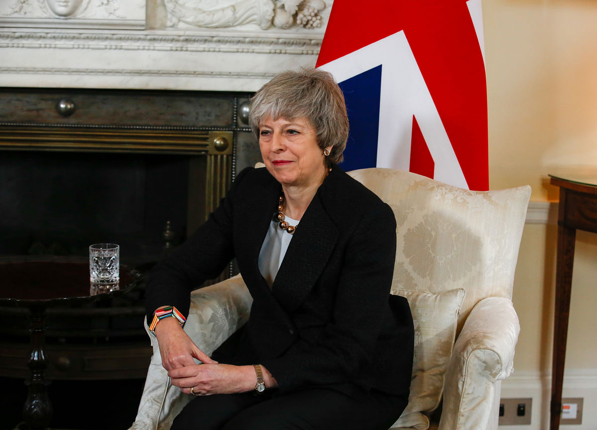 May Contemplates Defeat for Her Deal in Key Vote: Brexit Update